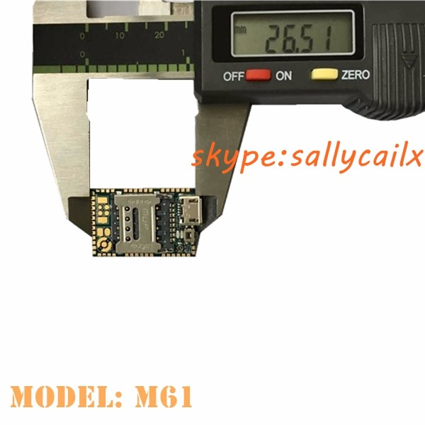 Smallest size personal gps tracker pcba board m61 welcome to customize your own gps product