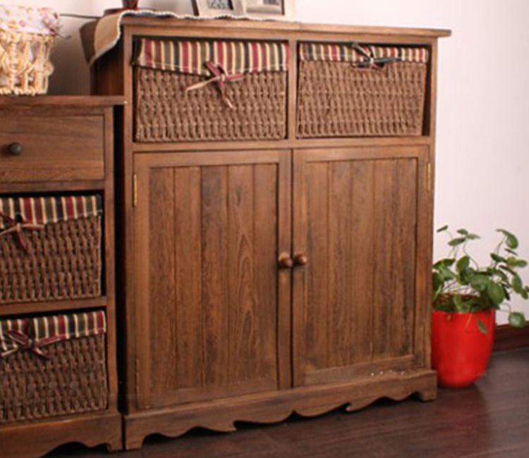 Bruin Houten Kast Paulownia Hout Schoen Opbergkast In Woonkamer Buy Schoen Opbergkast Massief Houten Schoenenkastwoonkamer Houten