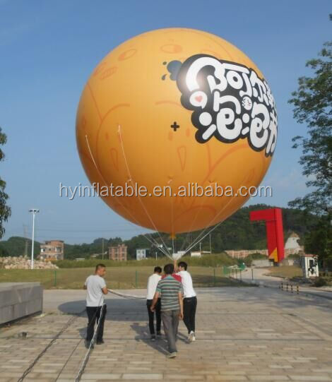 2016 new inflatable helium ballons,advertising ballons helium for sale