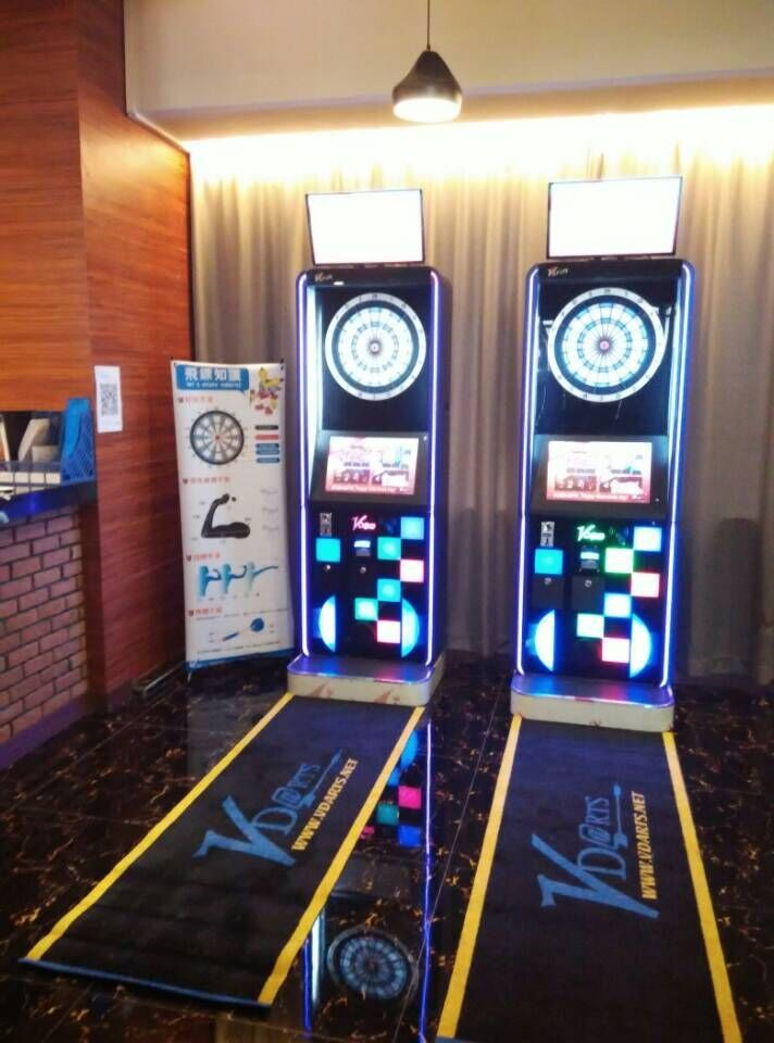 Electronic Multi Touch Dart Machine Soft Tip Darts Buy