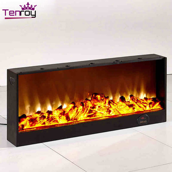 Safety Decor Flame Electric Fireplace
