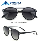 hot new products for Vintage Round lens Women cat eye sunglasses