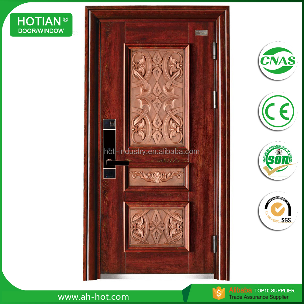 Single Leaf Steel Security Door Single Leaf Steel Security Door