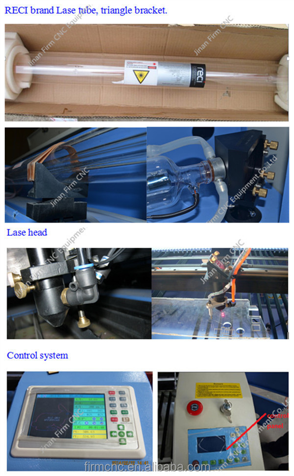2015!!Chinese Factory co2 laser rock engraving machine
