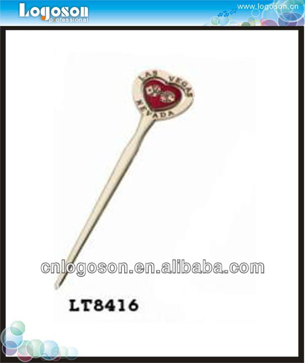 Delicate heart shape letter opener for gift