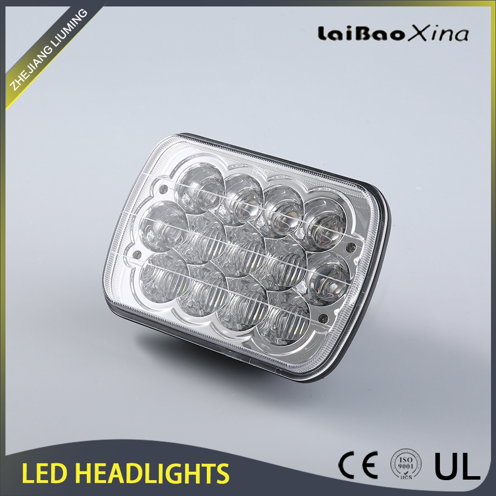High performance eco style headlamp for car work