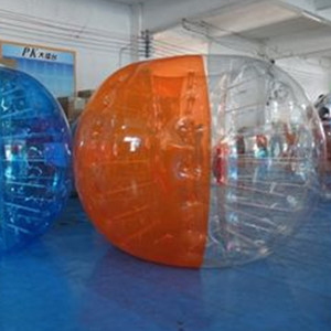Hot promotional funny customized bumper ball for sale,giant plastic bubble,bubble ball for sale GB7125