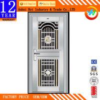 Top Selling Stainless Steel Grill Door Security Stainless Steel Door and Window Design