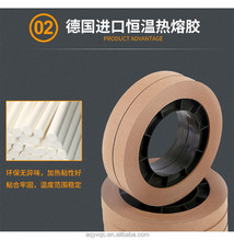PE coated paper tape roll used on currency baler