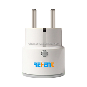 Enchufe WiFi 2.4Ghz compatible IFTTT , TUYA, Google Home, Amazon wifi power plug