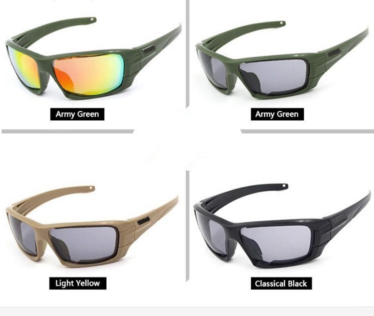 C6 C5 Sun Glasses For Mens War Game Pc Lens Polarized Racing Tactical Sport Sunglasses