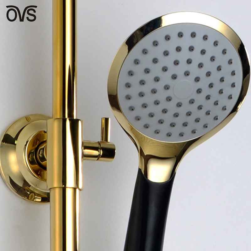 factory new product beautiful fashion low pressure thermostatic shower mixer