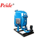 High speed water sand filter