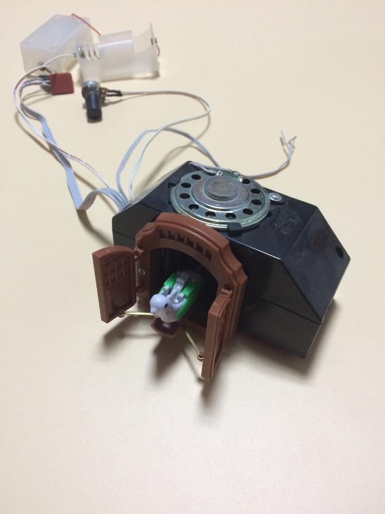 Mecanismo de cuarzo reloj de pared de cuco kit de reloj - Mecanismo reloj pared barato ...