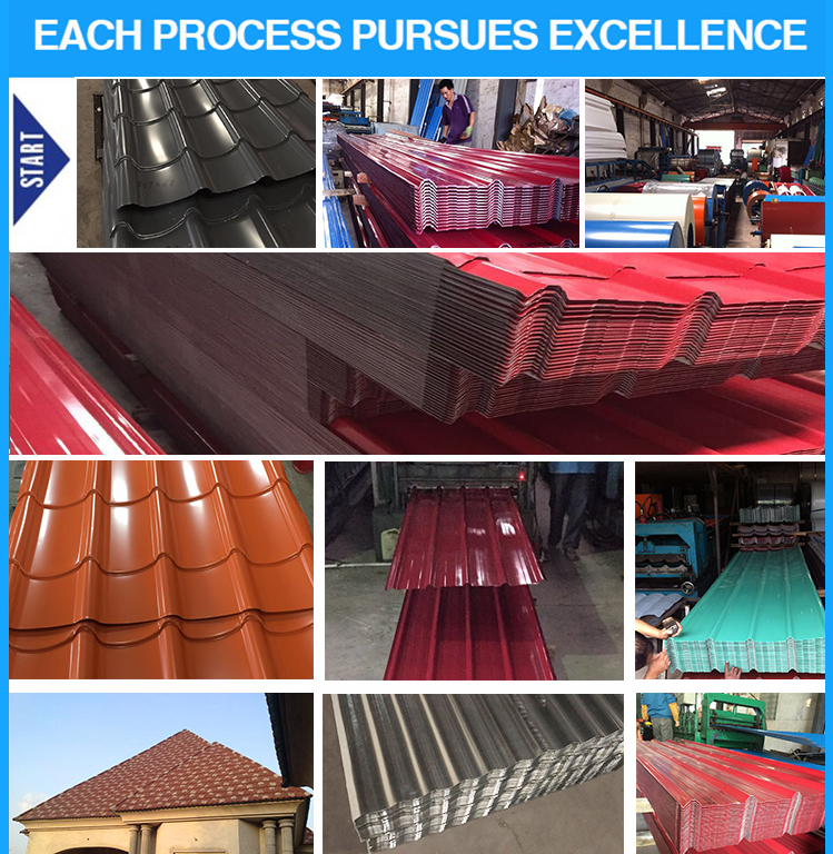 Quality Installing Steel Roofing Sheet
