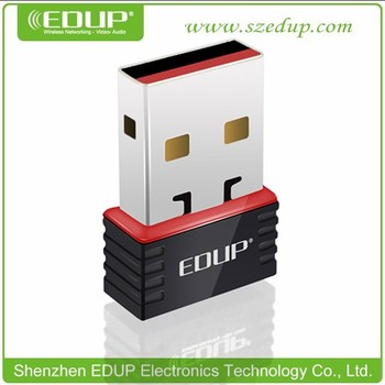 150Mbps USB2.0 wifi adapter for ip camera EDUP EP-N8508