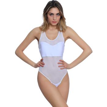 Girls insee through bikinis