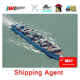 Cheapest Forwarder Express Tracking to Mexico/Canada/Cameroon Qatar Ocean Freight China To Usa