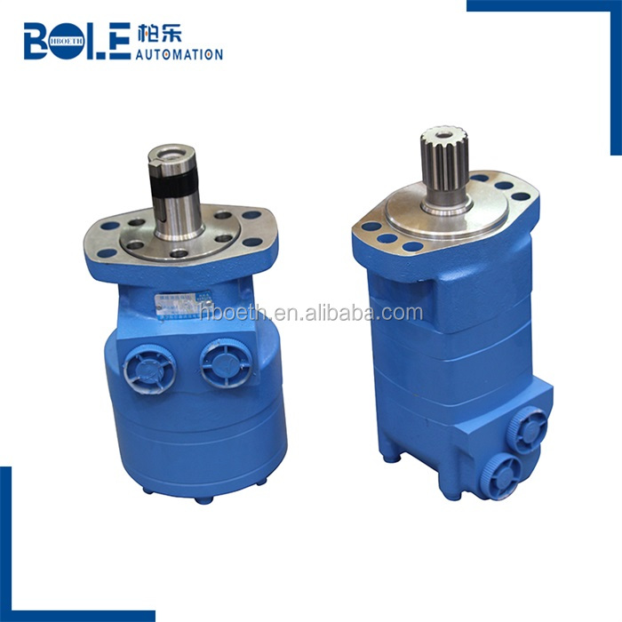 Eaton oms 80/100/120/ series hydraulic motor ,disc distribution type high pressure orbital hydraulic motor