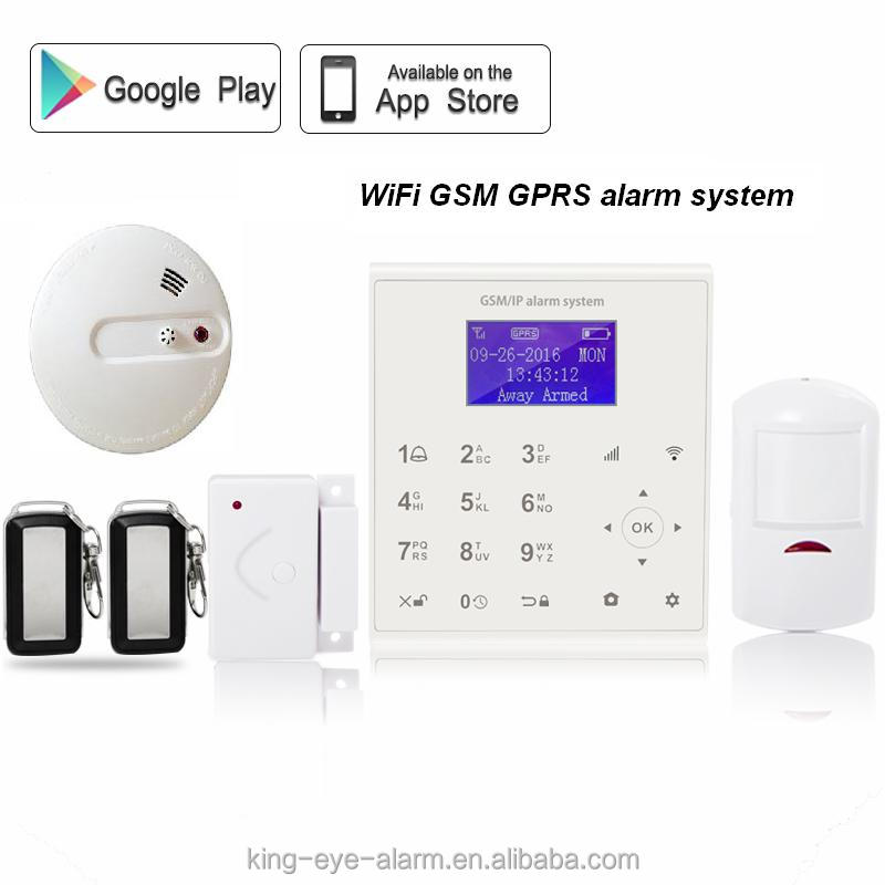 850/900/1800/1900 mhz contact id alarm monitoring central station