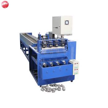 0.13mm aisi 410 ss scourer making machine from manufacturer
