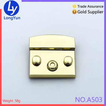 Handbag Hardware Suppliers Whole Push Lock