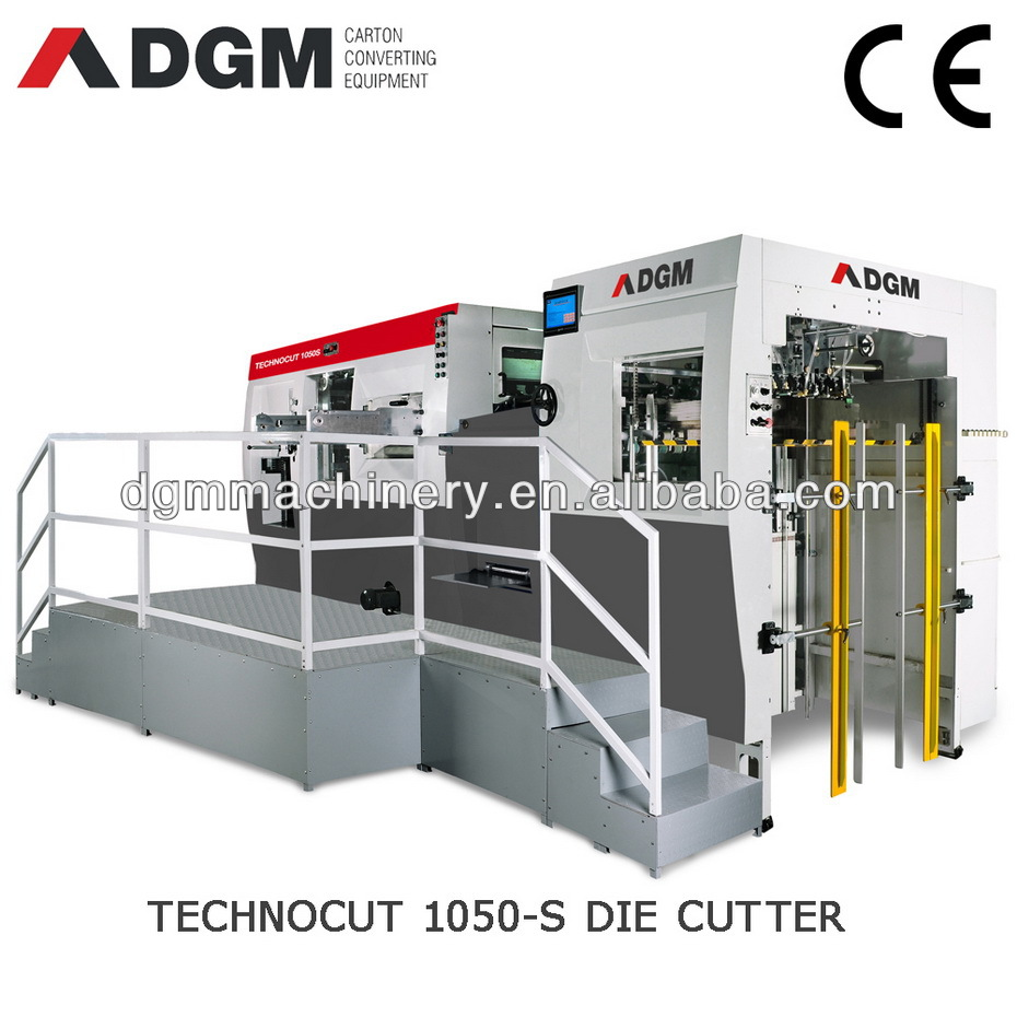 TECHNOCUT 1050S Automatic paper label die cut machine