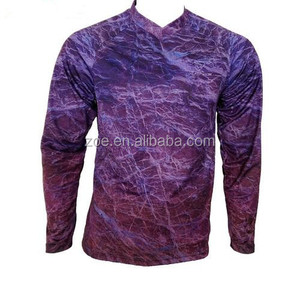 2017Sports high quality quick dry customized Motocross jersey/top sale sublimation print MOtocross jersey