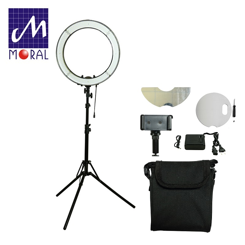 Professional ring led photography light/18 inch ring led photography light made in china