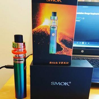2017 Newest Starter Kit Original Smok Stick V8 Baby Kit Vaping