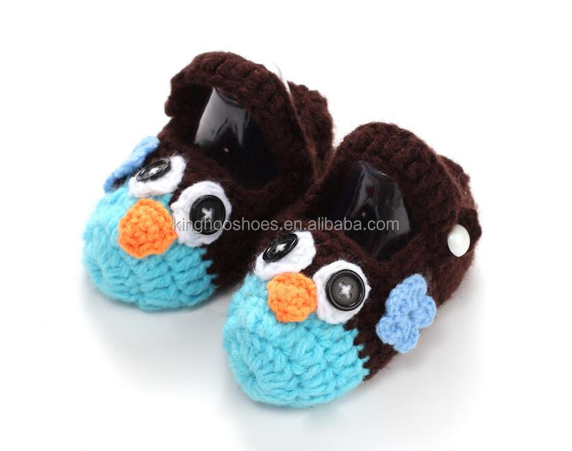Baby mary jane handmade crochet shoes