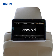 10 Inch Sentuh Layar Mobil LCD Monitor Mobil Android TV Monitor 1080 P Full HD Video Player untuk <span class=keywords><strong>DVD</strong></span> player 1080 P Kamera Dash Cam