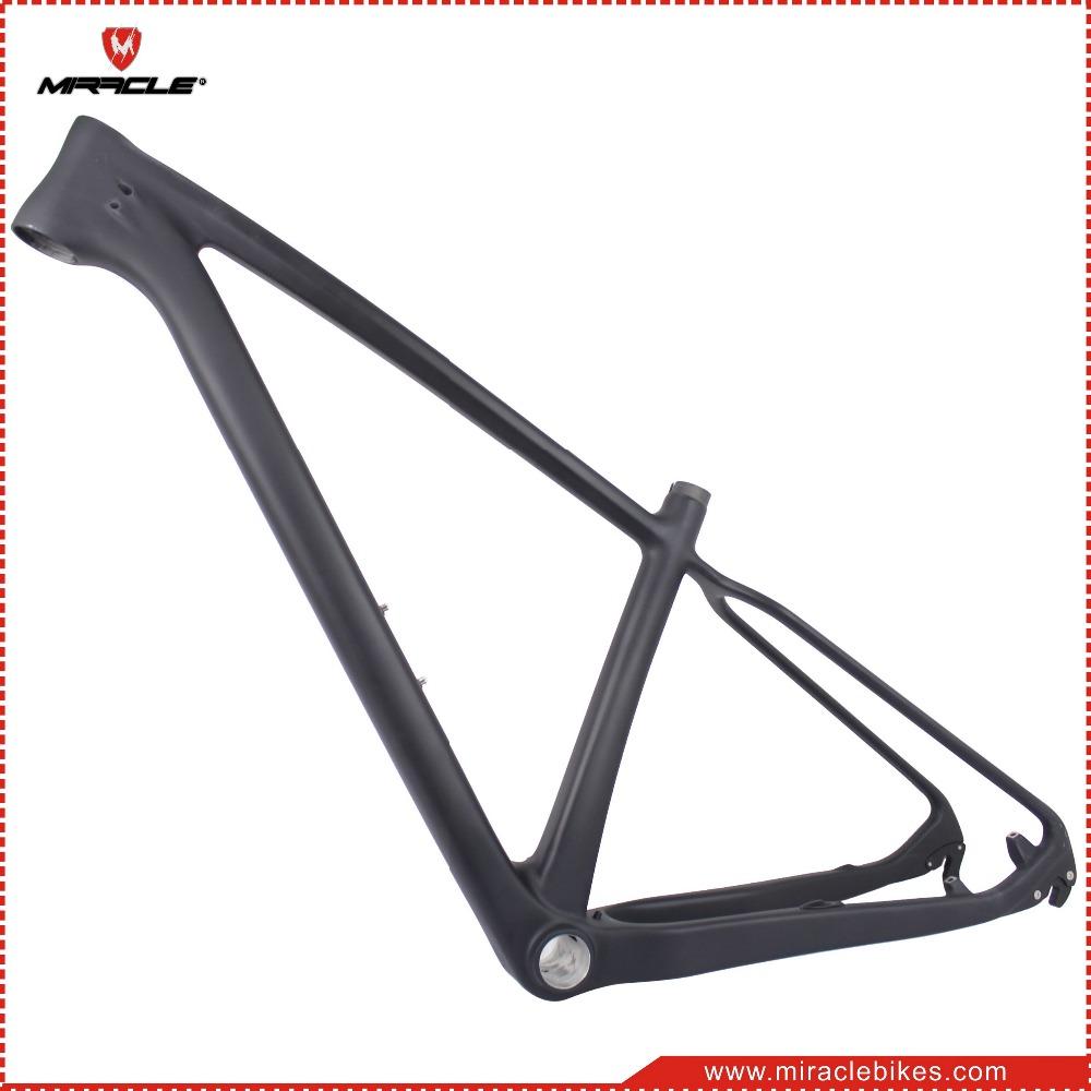Toray T1000 Ultra Light Carbon Fiber Mountain Bike Frame