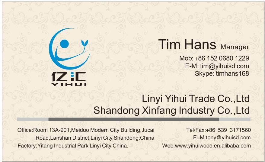 China Suppliers C2 White Birch Plywood