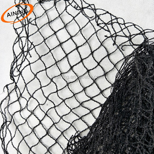 Rubber mesh netting hdpe material anti bird netting rainbow mosquito net