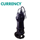 ZGWQ Series Non-Clog Centrifugal Submersible Sewage Cutting Pump With High Chrome Alloy Cutter 1hp 0.75kW