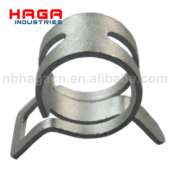 Stainless Steel Spring Band Hose Clamp