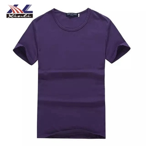 New 2019 Promotional Products Custom t shirt wholesale For Sublimation Printing Your Logo Fitness Clothing Factory