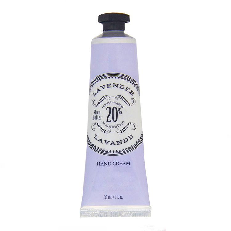 Toptan en iyi özel nemlendirici organik 20% shea yağı parfüm el kremi