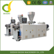 plastic PVC pipe / profile twin-screw extruder machine