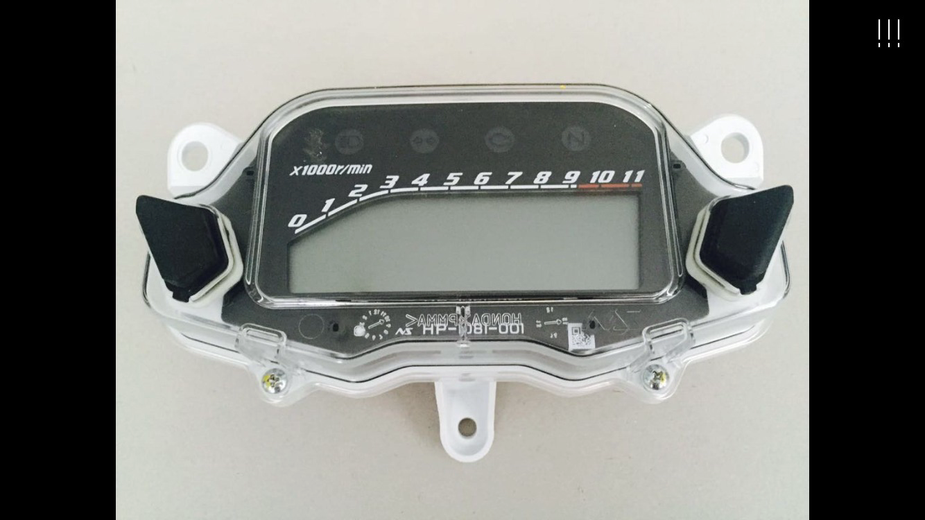 20% Promotion on  TIT160 Motorbike Digital Speedometer Kilometer Scooter Meter