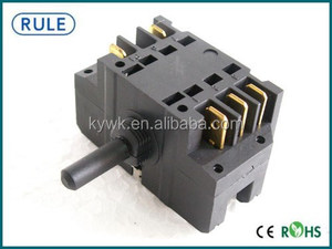FD-107 Oven Toaster Rotary Switch/Selector Switch From Factory