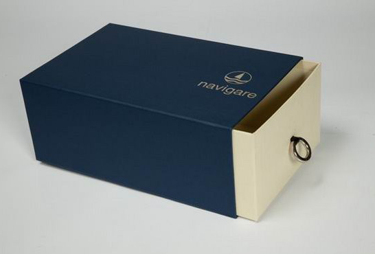 high quality customized pottery packaging paper box with a competitive price