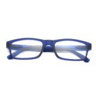 Ready made magnifier progressive reading glasses