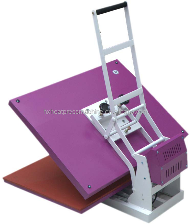 cloth small heat press machine exporter fashional design picture printer easy operationally