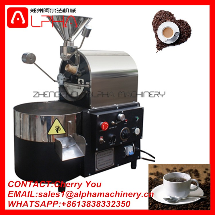 Electric Coffee Roaster/5kg Coffee Roaster/commercial Coffee ...