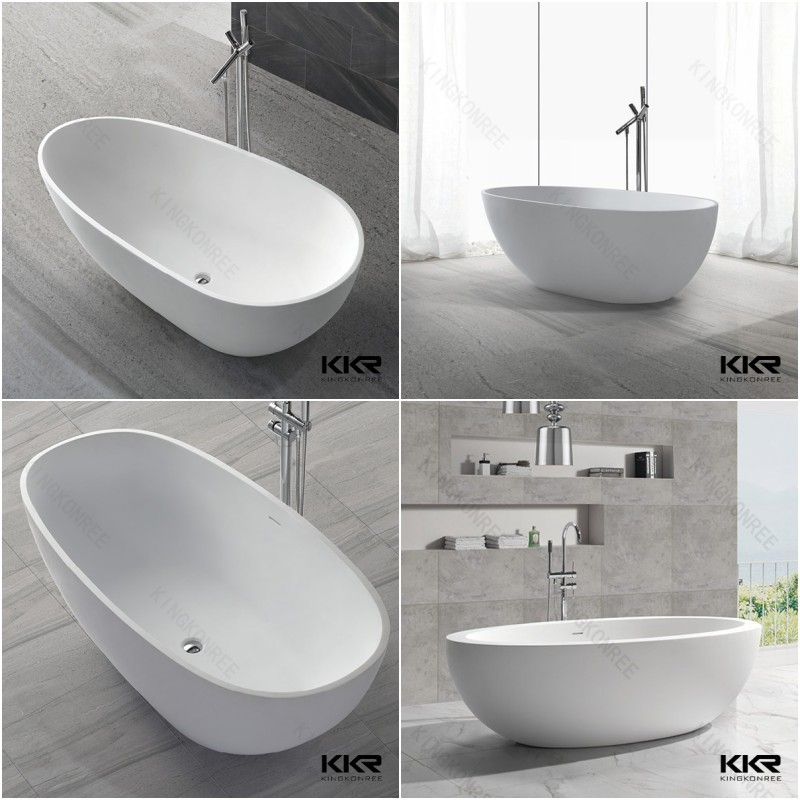 KKR Aritificial Marble Best Acrylic Bathtub Brands