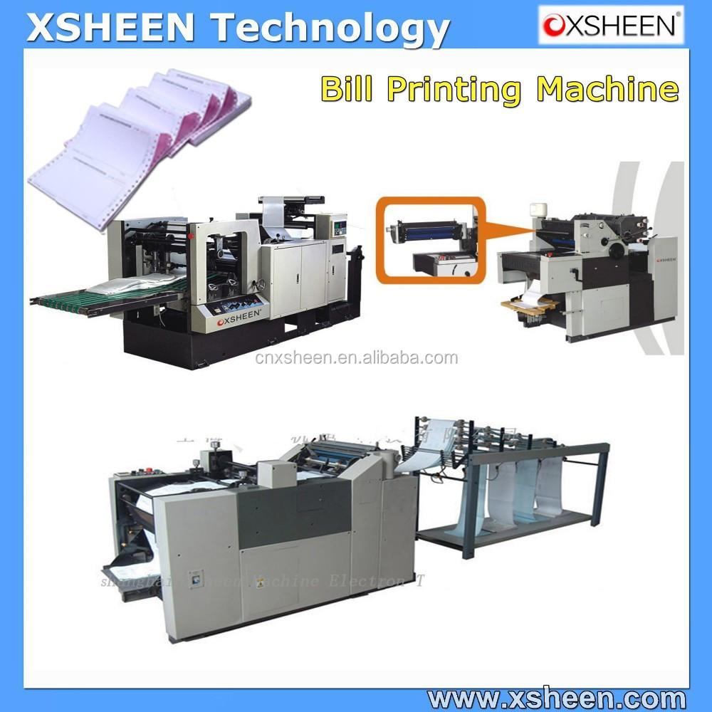 invoice printing machine price invoice design inspiration