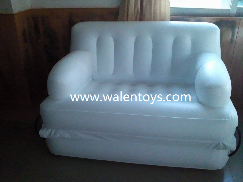 Chinese Supplier PVC 5 In 1 Inflatable Sofa Bed/inflatable Pvc Air Sofa Bed Part 53