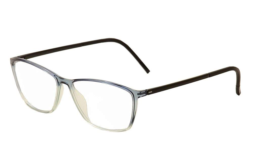 b9c35f0e73 Get Quotations · Silhouette Eyeglasses SPX Illusion Full Rim 1560 6058 Optical  Frame 52x14x130mm